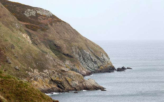 Picturesque Howth Head.
