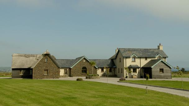 The impressive Lower Meadows property.