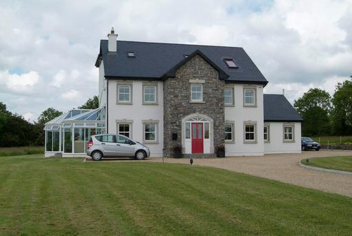 The house was refurbished by the current owners and extended to 3,466 sq ft.