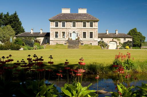 Built in the 1850s, Ballyneale House is a fully restored mansion set on 17ac.