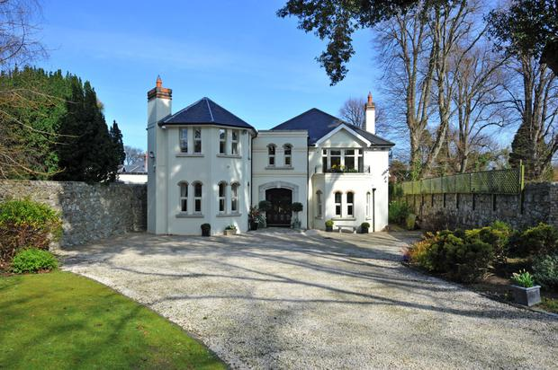 Linden in Glenageary is a five-bed home for sale at €1.495m.