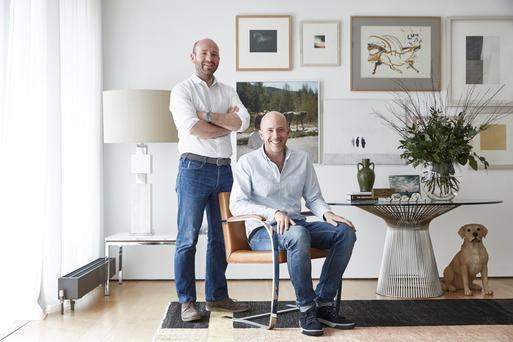 Eoin Lyons and John Kelly of LyonsKelly Architecture + Design