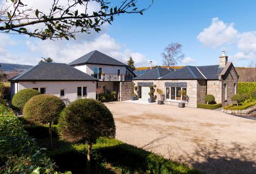 The Old School in Kilternan is a five-bed for €1.55m.