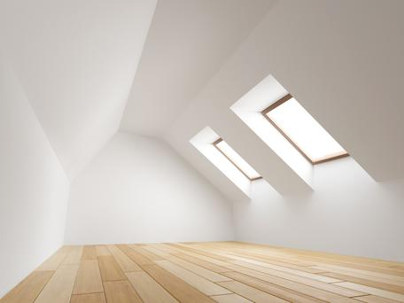 Attic conversion could be a cheaper than buying a house with more bedrooms