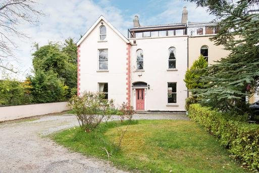 30 Lakelands Park, Terenure is a four-bed semi-detached on the market for €890,000.