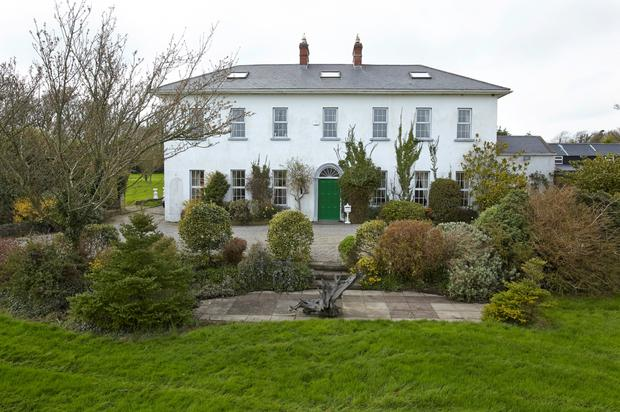 Dromina House is a listed building dating from around 1820 and retains many period features.