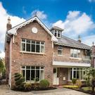 Number 8 Ardilea Wood is within a gated development of 10 houses.
