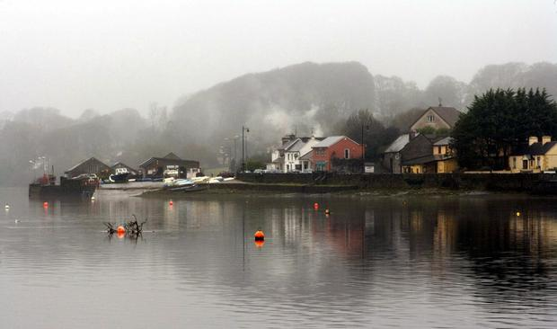 River Moy in Ballina.
