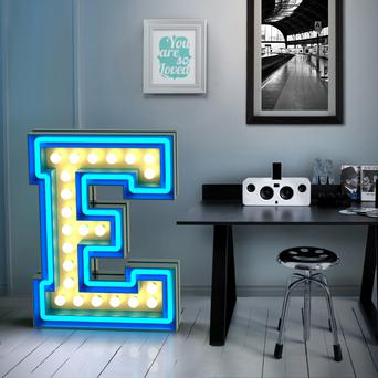 E light from In Spaces Graphic Collection.