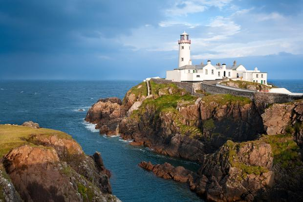 Fanad Head lighthouse.