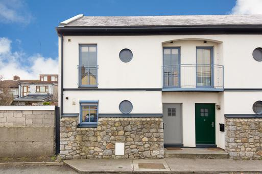 1 Kilmore, Monkstown Grove in Co Dublin is a four-bed semi on the market for €425,000.