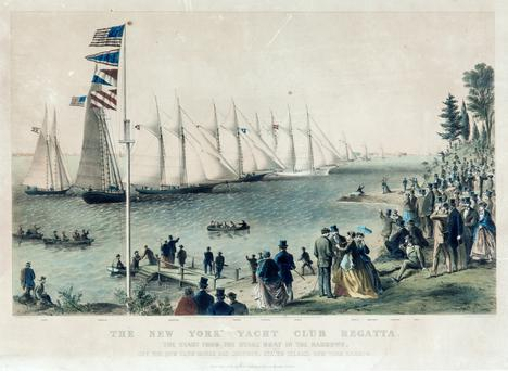 The New York Club Regatta