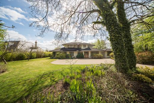 No 7 Churchfields is one of only 20 detached homes in an exclusive gated development.