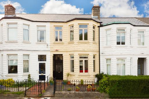 23 Cherryfield Avenue Lower in Ranelagh is a three-bed home on the market for €685,000.