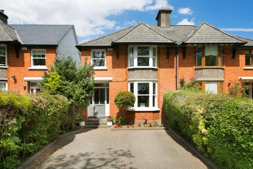299 Griffith Avenue in Drumcondra, Dublin 9, is a three-bed semi on the market for €695,000.