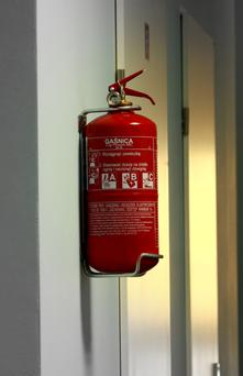 Fire safety needs to be checked