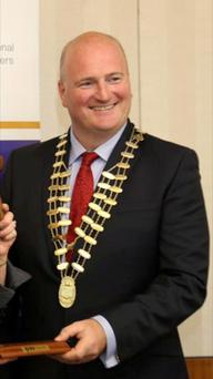 Alan Redmond, MD of Redmond Property Consultants and incoming President of IPAV