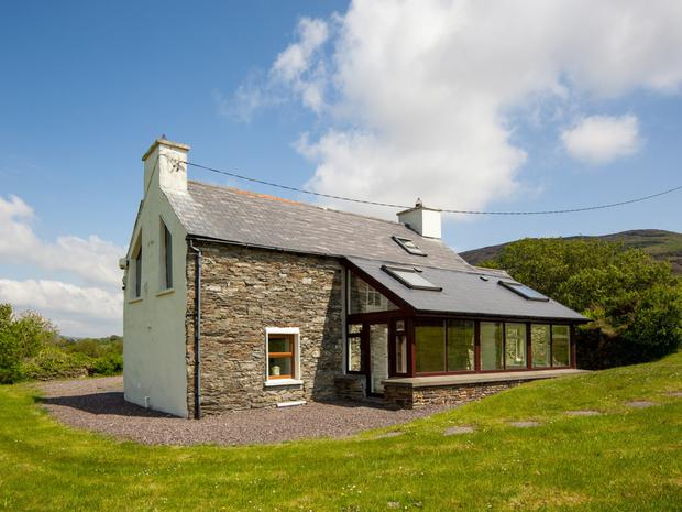Drishane Farmhouse has been tastefully renovated and redecorated but retains its traditional style and layout.