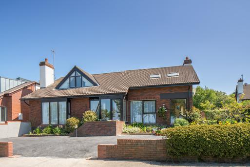 Number 7 offers 2,600 sq ft of accommodation, with four bedrooms and three receptions.