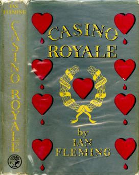 First edition of Casino Royale
