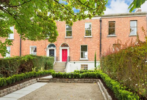 72 Ranelagh Road - a four-bedroom terrace house for €1.25m