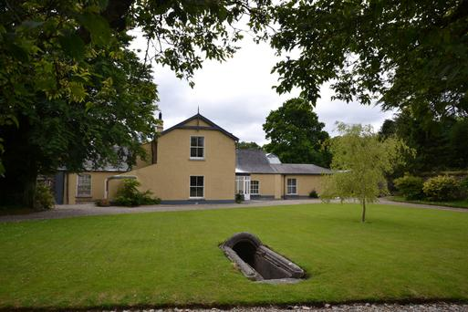 Kilcarbry House is a pretty, early 19th century T-shaped property with four bedrooms.