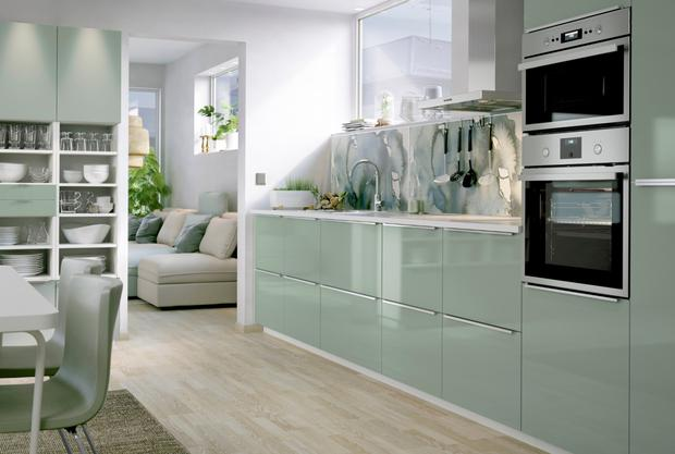 A kitchen from Ikea