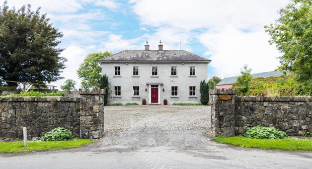 Old Kilcarty spans almost 2,700 sq ft, nearly twice the size of an average family home