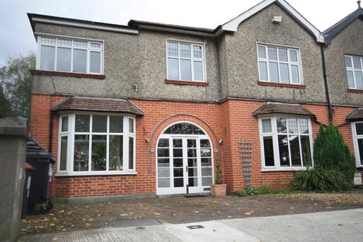 This semi-detached property in Ranelagh has been modernised and extended to 2,422 sq ft