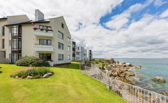 8 Creggan, Bailey View in Dalkey is a two-bed apartment for sale at €525,000