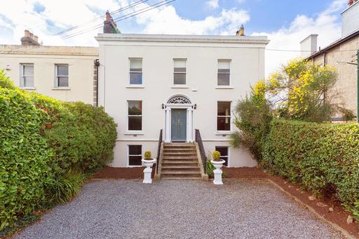 74 Marlborough Road in Donnybrook is on the market for €1.85m