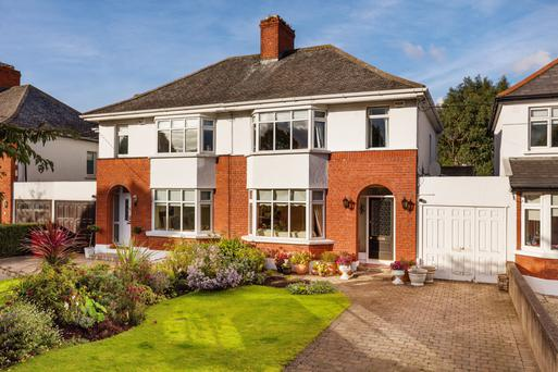 No 4 Kincora Park is a three-bed semi in Clontarf on the market for €795,000
