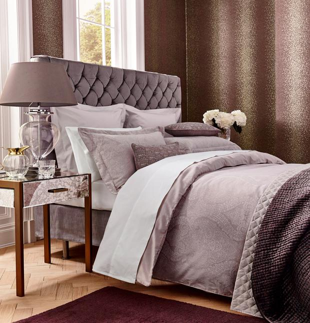 Fable range from Bedeck offers an alternative take on neutrals, with colours like amethyst