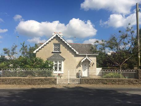 Mersheen Lodge is one of five gate lodges on the Dunbrody Estate