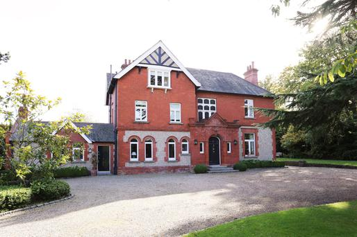 The exterior of Rathmore