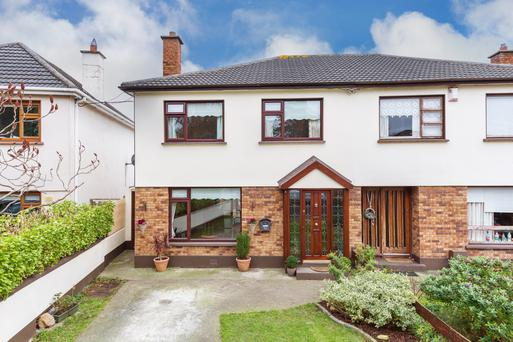 4 Bayview Drive in Killiney is for sale for €475,000