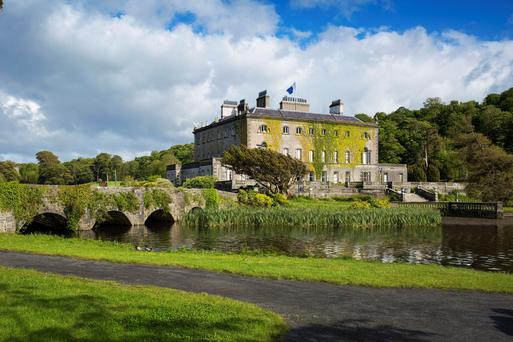 Westport House Picture: Fennell