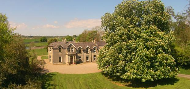 There is an option to buy Aghade Lodge with 8.8 acres, add in an extra 40 acres or the entire estate of 200 acres