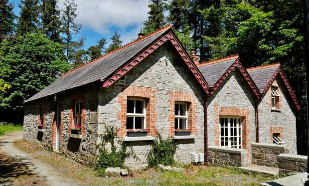 Stone Cottage In Wicklow Is The Perfect Home Away From Home