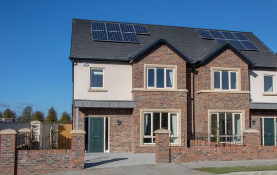 There are 24 three, four and five-bed homes available in the second phase of Carton Wood