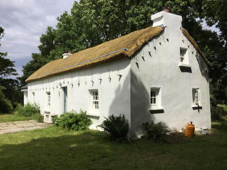 The Bird's Nest is an 18th-century thatched cottage