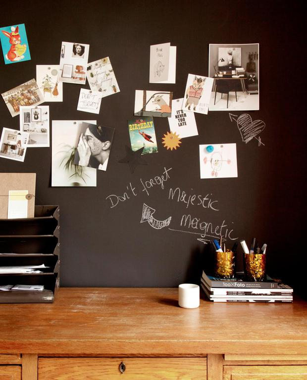 Chalkboard wallpaper from Cool Gift