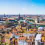 Copenhagen, in Denmark, where two thirds of the housing stock is in apartments, compared to just 14pc in the region that includes Dublin and Cork. Photo: Figurniy Sergey