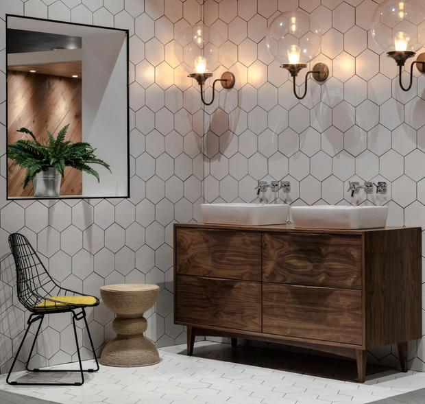 Halo Tiles specialise in hassle-free bathroom fitting