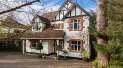 Dunboy Lodge sits on 0.22 acres of private, mature gardens
