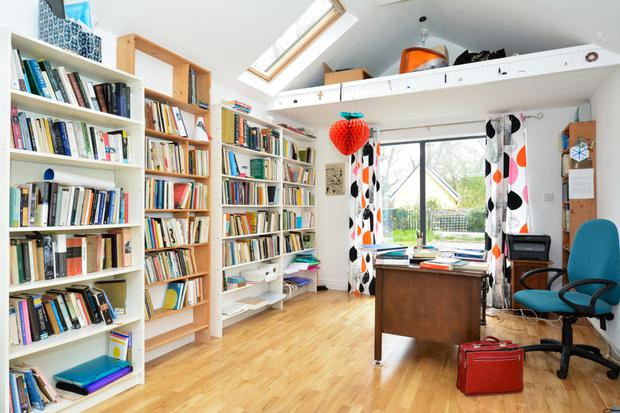 The 300 sq ft studio, home office or workshop