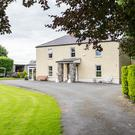 Clonswords House near Ballyboughal, Co Dublin, was built about 1850 an sits on 23 acres
