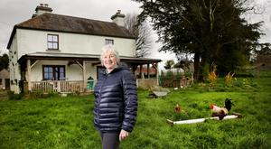 Margaret O'Farrell and her partner swapped a semi-D in Donabate for five acres and a detached house in North Tipperary