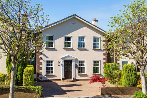 5 Rocwood is a four-bedroomed house on the market for €735,000