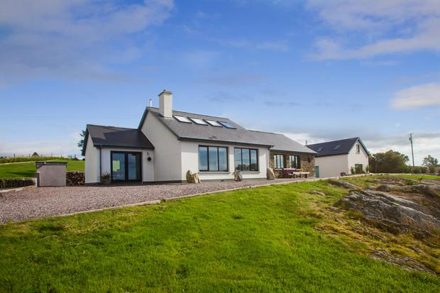 Ard na Mara in Glengarriff, Co Cork was redesigned and renovated by the current owners